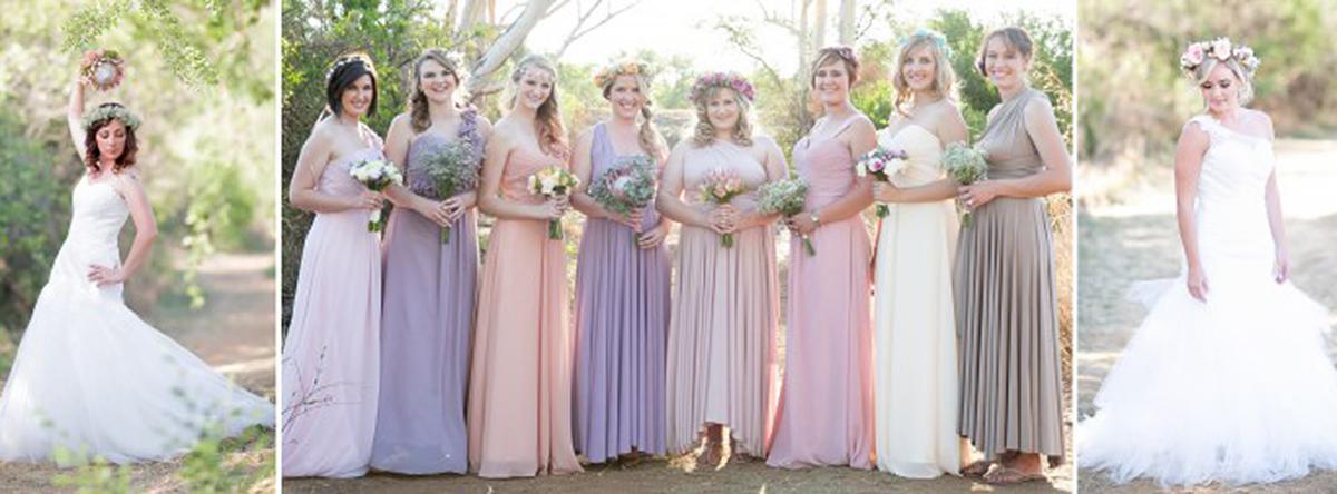 Bridesmaid Dresses To Rent In Pretoria - Lady Wedding Dresses