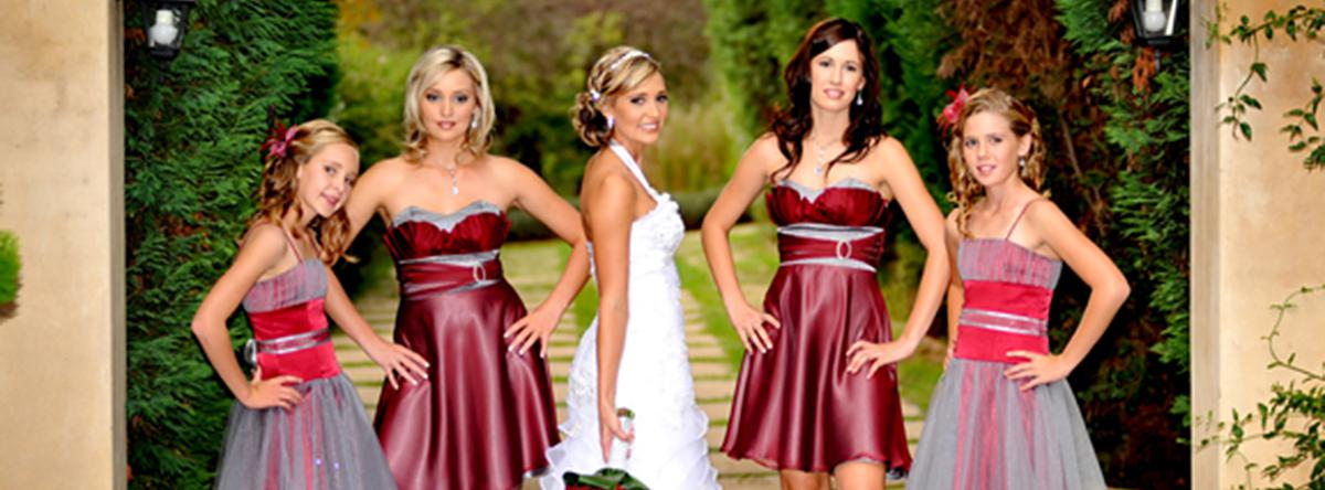 Hermie Designs Bridal Dresses Bridesmaid Dresses