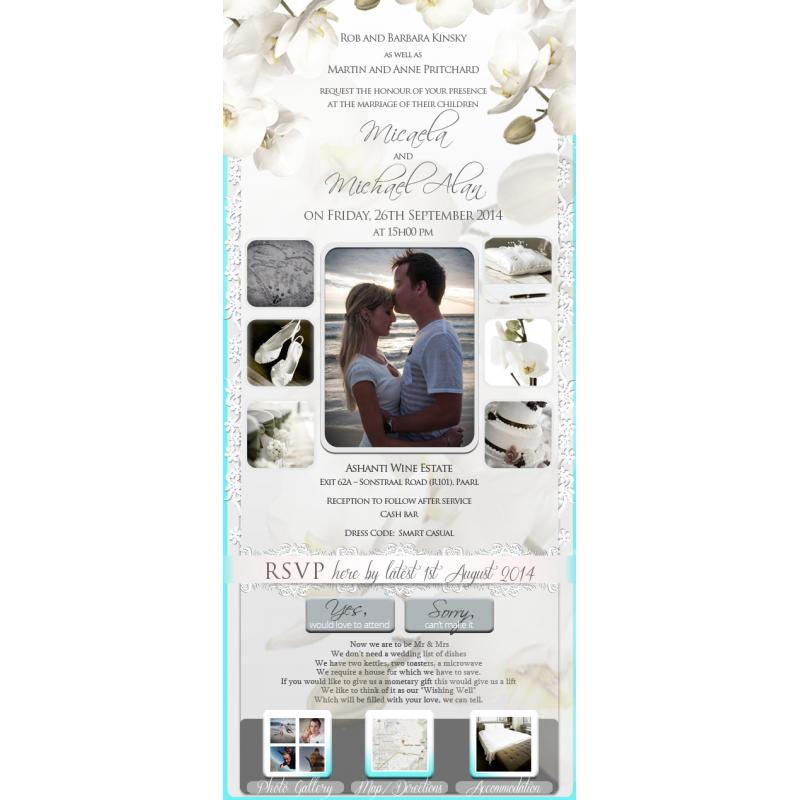 Invitations & Stationery In Cape Town