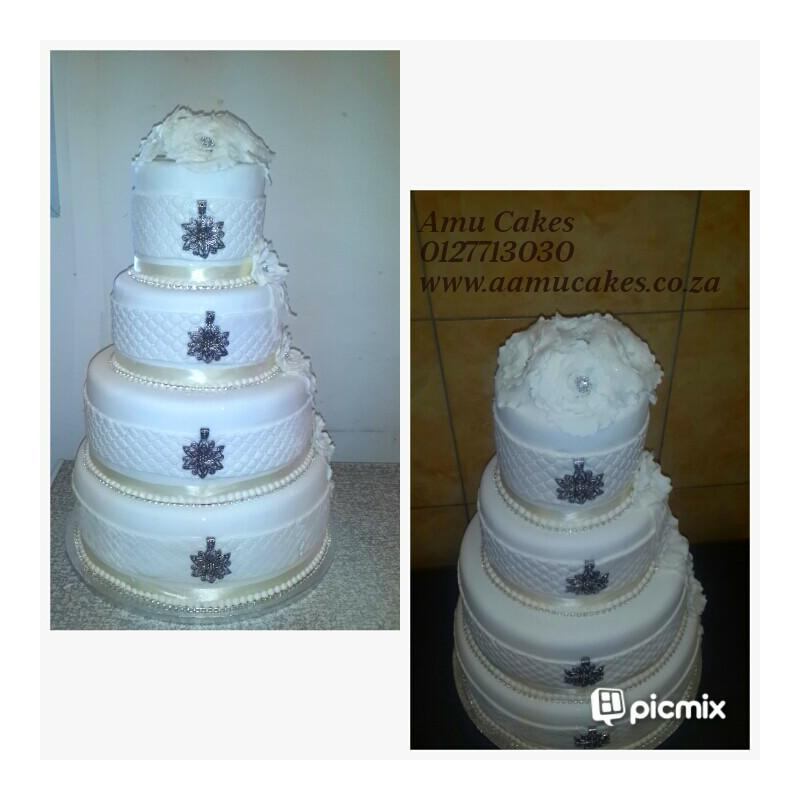 Cake Decorating Classes Wedding : Wedding Cake Decorating Classes In Pretoria: The sa school ...