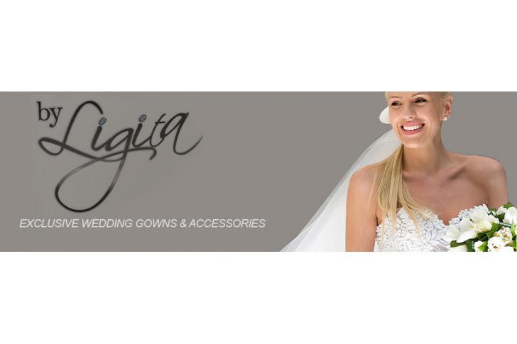 """""""By Ligita"""" -  wedding gowns & accessories"""