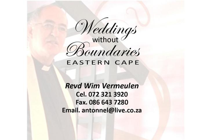 Weddings without Boundaries - Eastern Cape