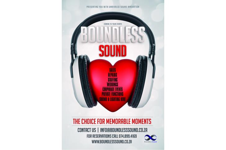 Boundless sound