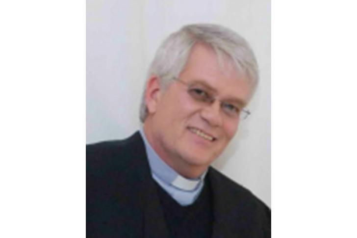 Rev. Daniel Brits